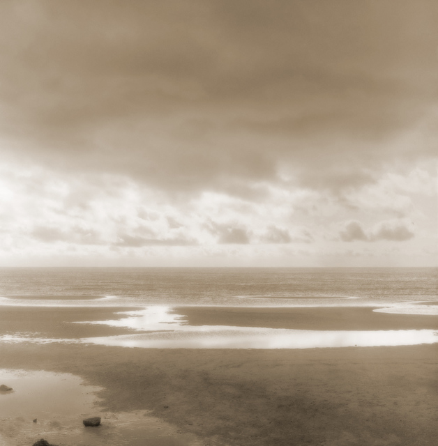 , 'Low Tide ,' , Paraphé
