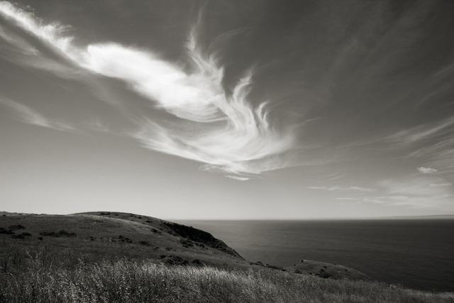 , 'Clouds over California,' 2008, Scott Nichols Gallery