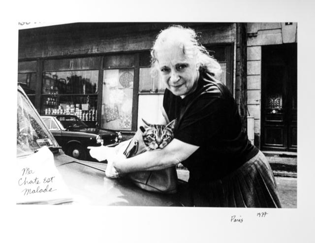 , 'Paris (My Pussy is Sick),' 1977, Machamux
