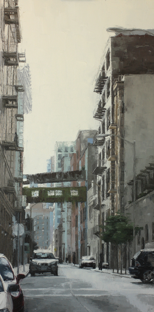 , 'Luminous Morning Fog,' , Maybaum Gallery