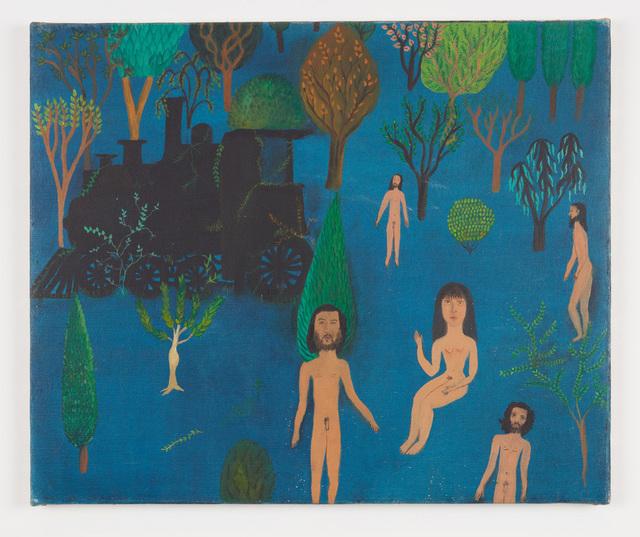 , 'Locomotora (L'Amour Fou),' 1970, Lehmann Maupin