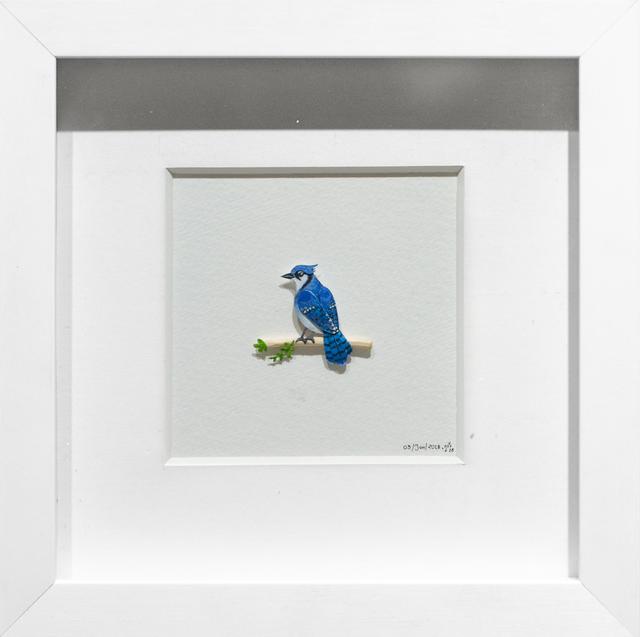 , 'Blue Jay,' 2018, Paradigm Gallery + Studio