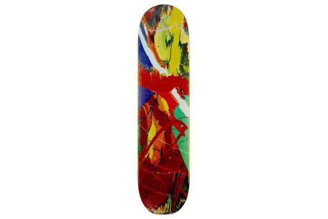 Damien Hirst, 'Supreme Spin Deck', 2009, Other, Maple Skate Deck, Chiswick Auctions