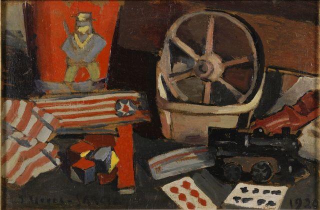 , 'Los Juguetes, New York,' 1920, Galeria Sur