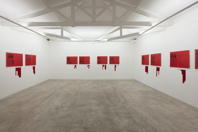 , 'Ta Tze Bao,' 1972, Galeria Nara Roesler