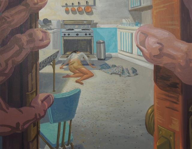 , 'Mom Attempting To Kill Herself,' 2011, Linda Warren Projects