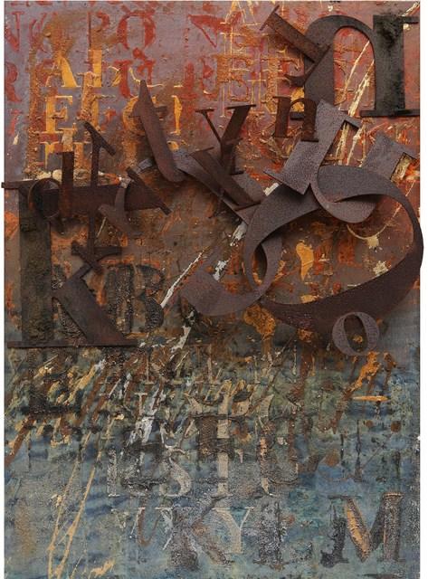 , 'Abecedario,' 2011, Galleria Russo