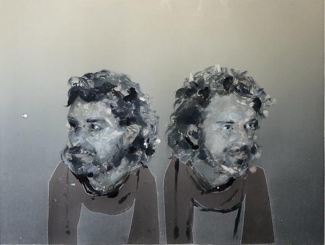 , 'Rubino Left, Rubino Right,' 2018, Booth Gallery
