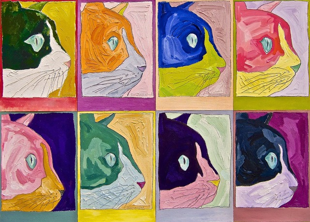 , 'Ulla X 8,' 2008, Walter Wickiser Gallery