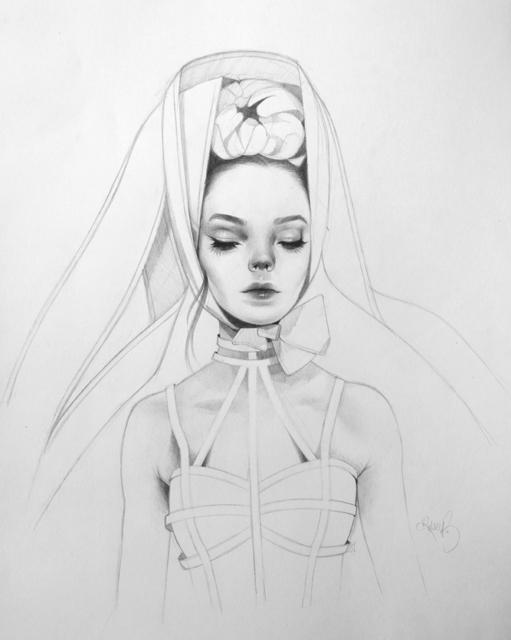, 'Drawing #11 Beauty in Decay,' 2017, Spoke Art