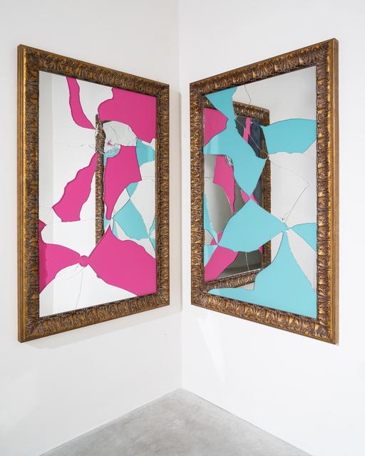 , 'Two Less One colored,' 2014, Galleria Continua