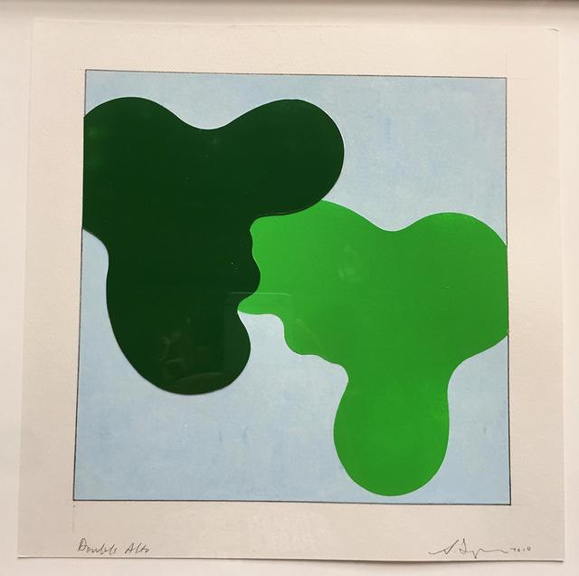 , 'Double Camo (2 vases),' 2010, HATHAWAY | Contemporary Gallery