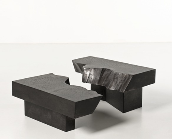 ", '""San Andreas"" coffee table,' ca. 1990, Magen H Gallery"