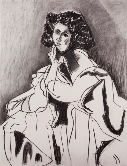 , 'Sarah Bernhardt,' 1993, Quogue Gallery