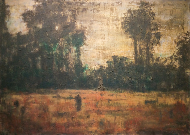, 'Figure in a Field,' , Carrie Haddad Gallery