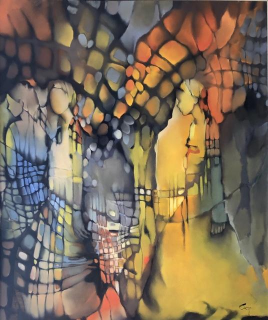 Amaya Salazar, 'Fusion', 2017, Arte Berri