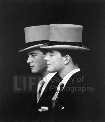 Loomis Dean, 'Anthony Armstrong-Jones' Half Brothers', 1960, Contessa Gallery