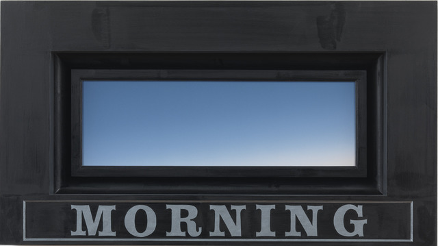 , 'Morning,' 2012, Gagosian