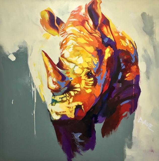 , 'Rhino Ex,' 2018, Maison Depoivre