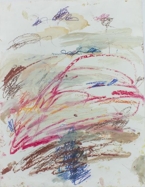 Kikuo Saito, 'Drawing #294', 1994, Loretta Howard Gallery
