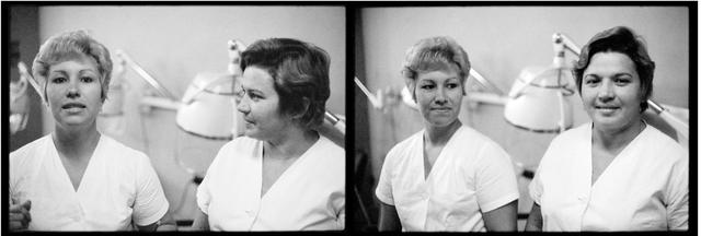 , 'Hairdressers, Trinidad, from the Cuba series,' 1981, Galleria Raffaella Cortese