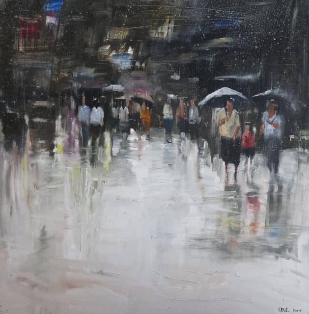 Attasit Pokpong, 'Bangkok Streets II', 2007, MLA Gallery