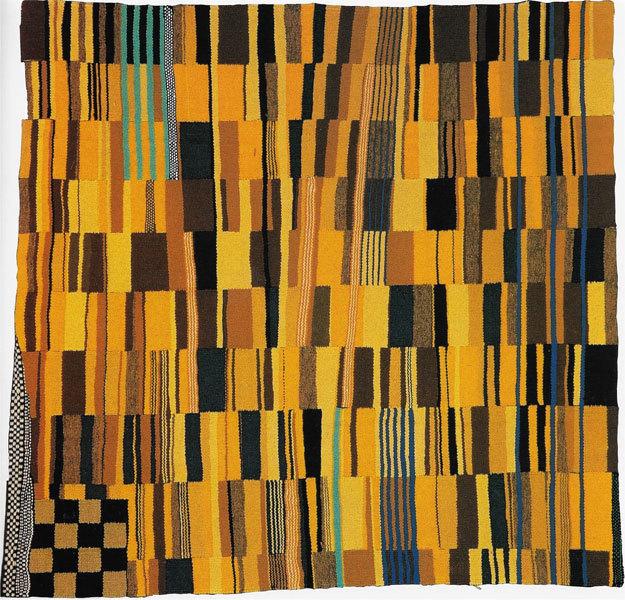 , 'Cuadrados amarillos,' 44, Espacio Mínimo