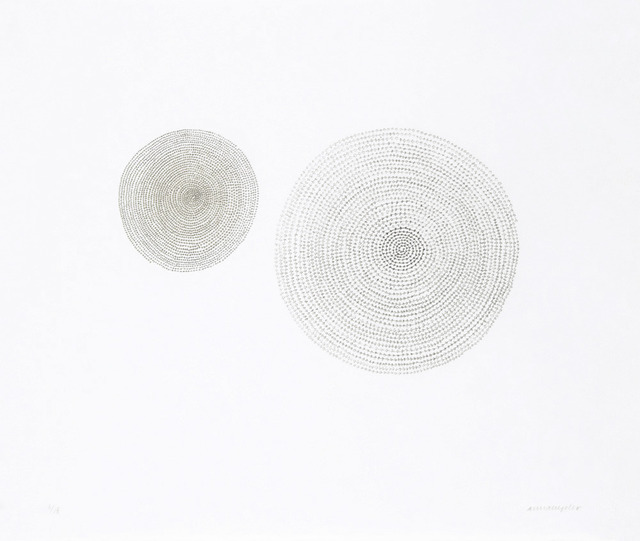 , 'Furl, Coil,' 2004, Tamarind Institute