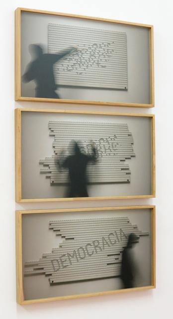 , 'Sem título (tríptico),' 2018, Caroline Pagès Gallery