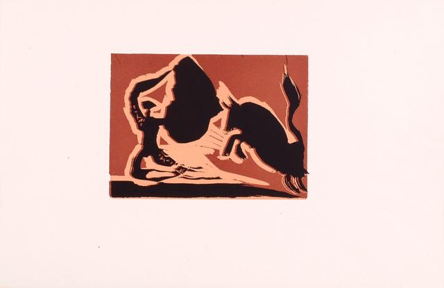 , 'Farol,' 1959, Frederick Mulder