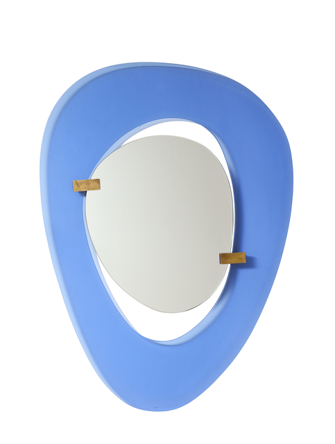 , 'Rare Asymmetrical Mirror,' ca. 1958, Donzella LTD