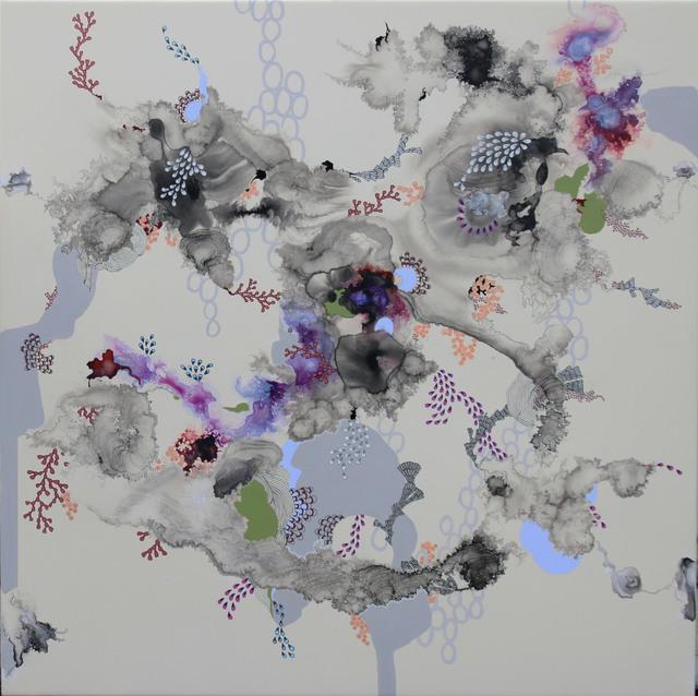 , 'Random Thoughts 3,' 2018, Adah Rose Gallery