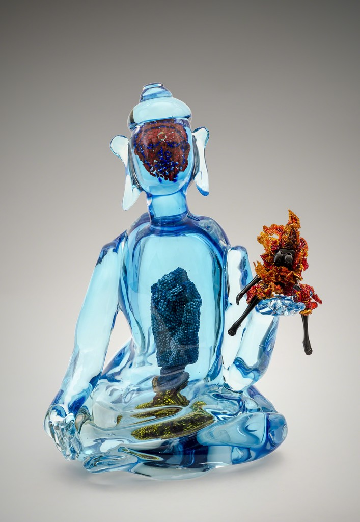 Buddha (Fire & Water), 2013