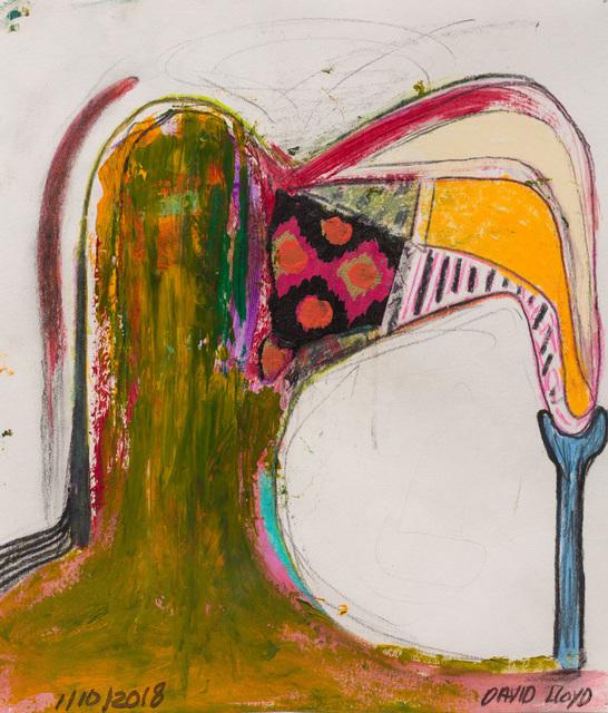 , 'Untitled (January 10),' 2018, Klowden Mann