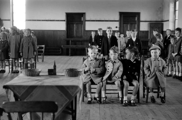 , 'Sunday School, Kinglassie Mining Village, Scotland,' ca. 1964, Gallery Vassie