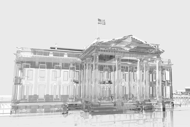Donis Llago, 'White house-Casa Blanca', 2017, ArteMorfosis - Cuban Art Platform