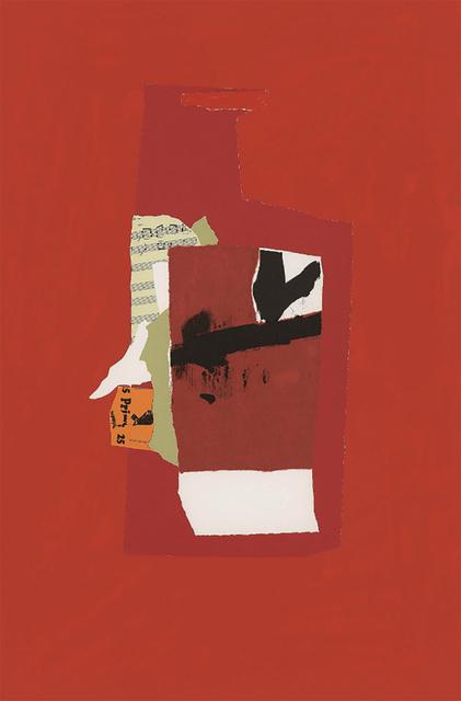 Robert Motherwell, 'Redness of Red', 1985, Susan Sheehan Gallery