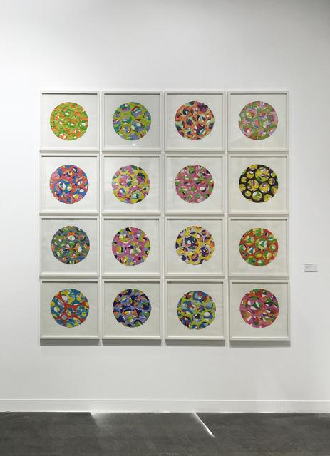 , 'Suite of 16 works: Kreisbild,' 2013, Bartha Contemporary