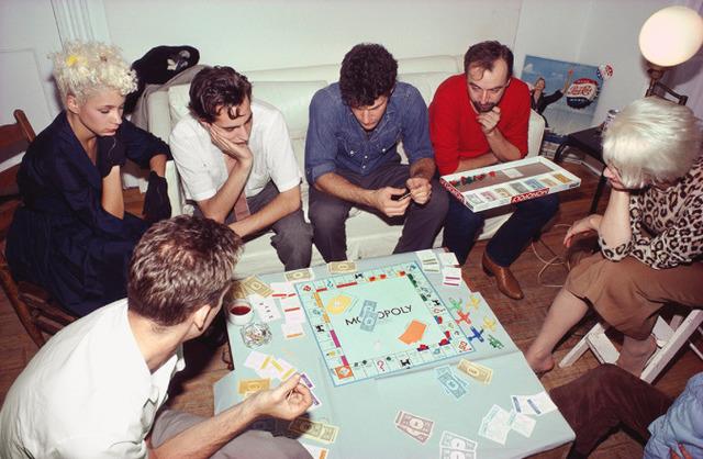 Nan Goldin, 'Monopoly Game, New York', 1980,  Fabian & Claude Walter