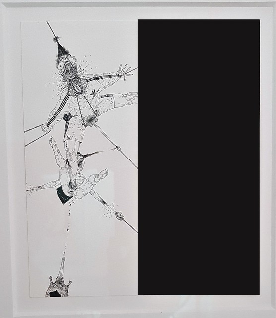 , 'Untitled (sucksuk),' 2008, Cerbera Gallery