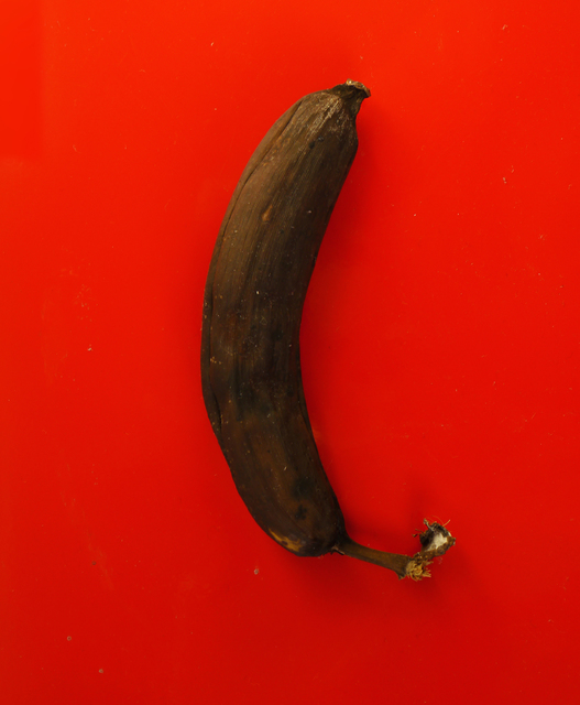 , 'Untitled (banana),' 2014, waterside contemporary