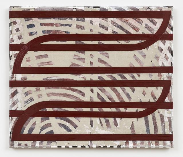 , 'Raumzeit 2,' 2015, Nicelle Beauchene Gallery