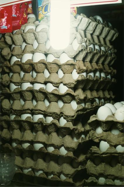 , 'EIERSTAPEL,' 2009, Galería Juana de Aizpuru