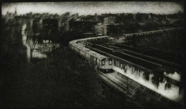 , 'Morning Commute,' 2011, Gallery 270