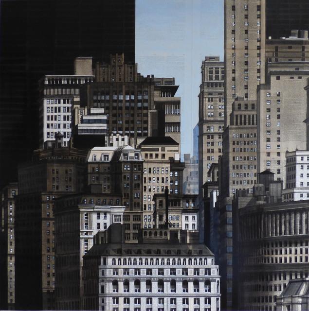, 'Tetris,' 2014, Collezionando Gallery