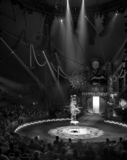 , 'Contortionist, Big Apple Circus, New York City,' 2011, Benrubi Gallery