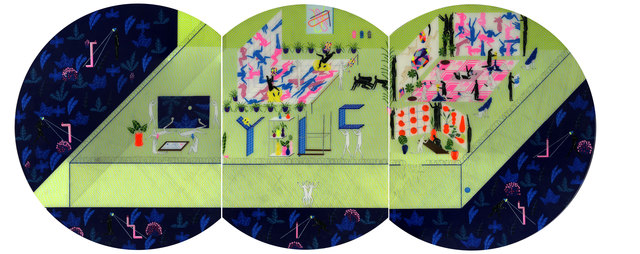 Mark Whalen, 'Play Pen', 2014, KP Projects