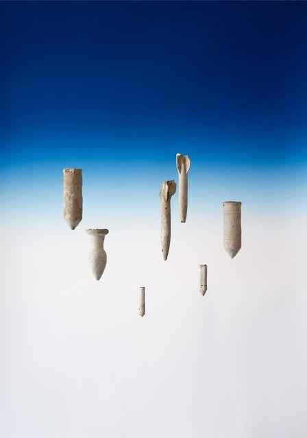 , 'Ruins in Reverse,' 2017, Bernhard Knaus Fine Art