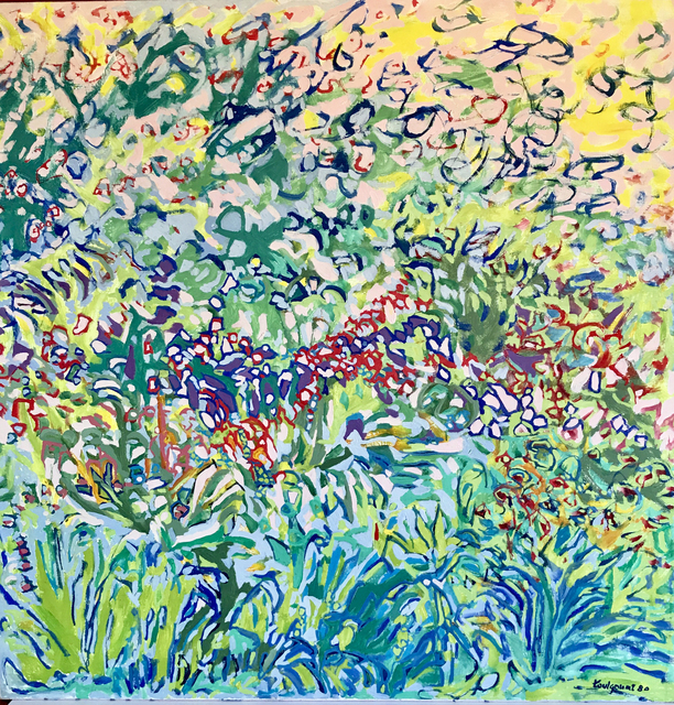 , 'Summer Garden In Giverny,' 1980, ArtGiverny