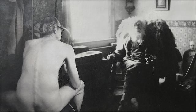 , 'Talking with Whitman,' 1984, Zevitas Marcus